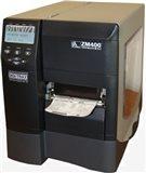 چاپگر بارکد صنعتی | لیبل پرینتر صنعتی ZEBRA ZM400