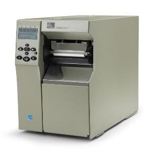 چاپگر بارکد صنعتی | لیبل پرینتر صنعتی Zebra 105SL Plus