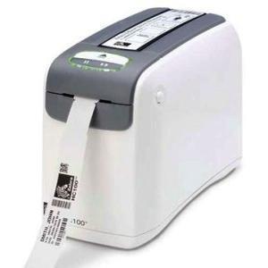 چاپگر بارکد و مچ بند بیمارستانی | چاپگر بارکد Zebra HC100