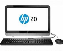 HP Desktop All in one 20-r037