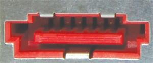 این پورت که گاهی e-SATA نیز نامیده میشود، در واقع نمونه تکامل یافته پورت SATA است