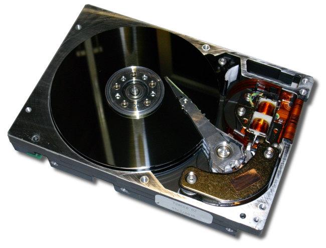 هارد دیسک(Hard disk)