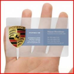 برچسب بی رنگ شفاف Transparent Label