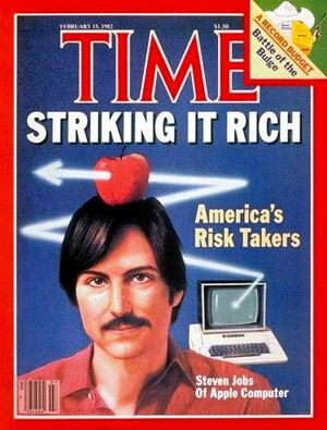اپل II که این دو، سال بعد ساختند موفقیت بسیاری بیشتری برای انها به ارمغان آورد و اپل را به یک باره مبدل به شرکت شاخص در بازار رایانههای شخصی کرد.