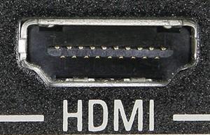 این پورت ۱۹ پین انتقال صدا و تصویر دیجیتال و فشرده نشده را از دستگاههای سمعی بصری نظیر Blu-ray Player، کنسول بازی مانند PS3 و XBOX 360، کامپیوتر شخصی و … به مانیتورهای LCD و HD TV با بهترین کیفیت ممکن میسر میسازد.