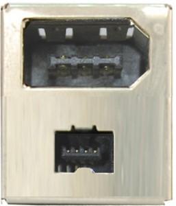 این پورت که با نامهای دیگری همچون i.LINK، IEEE 1394 و Lynx نیز شناخته میشود